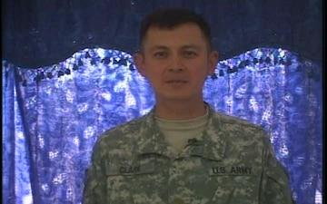 Maj. Thomas Clark
