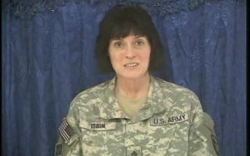 Sgt. Barbara Tobin