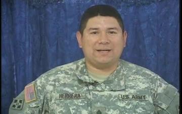 Sgt. Porfiro Herrera