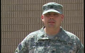 Sgt. Christopher Cymek