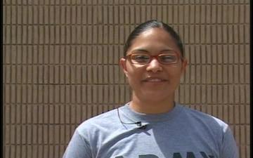 Sgt. Violet Rivera