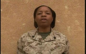 Sgt. Wadeana Stewart