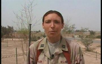 Capt. Kathy Miller