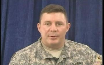 Maj. Eric Kennedy
