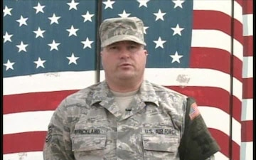 Tech. Sgt. Steven Strickland