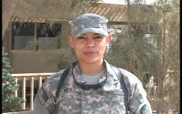 2nd Lt. Angelica Mata