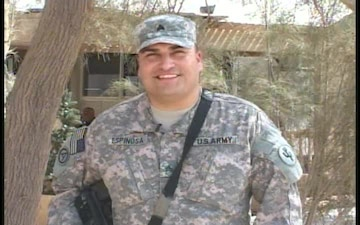 Sgt. Jerry Espinosa