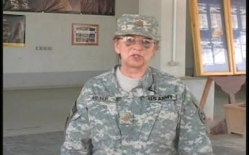 Maj. Karen Meyer