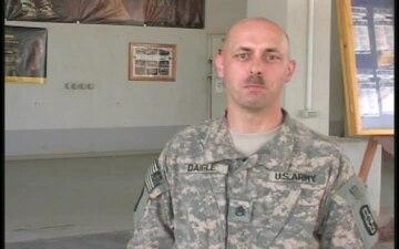 Staff Sgt. Jason Daigle
