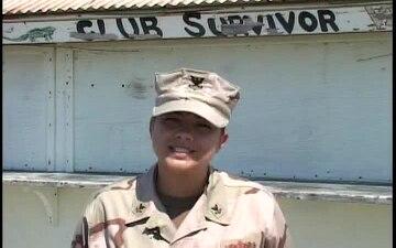 Petty Officer 2nd Class Michelle Orello