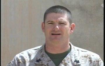 Petty Officer 1st Class Mark Matlock