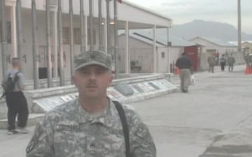 Staff Sgt. Kevin O'Donnell