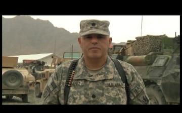 Lt. Col. Enrique Araniz