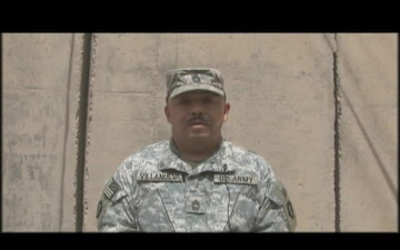 Master Sgt. Christopher Villanueva