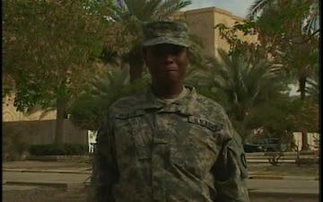 Maj. Latonia White