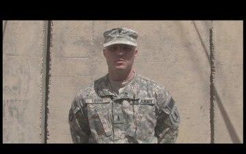 1st Lt. Paul Leoni