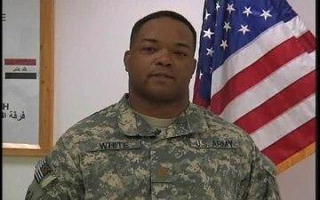 Maj. Eddie White