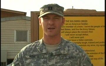 Capt. Mark White