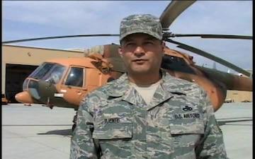Master Sgt. James Puente