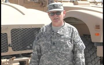 Sgt. 1st Class Harry Harrington