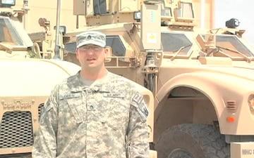 Staff Sgt. Lance Geer