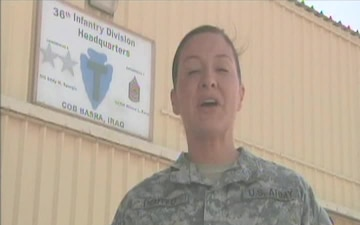 Canadian Forces CWO Sandra Porto