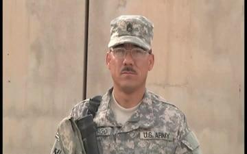 Sgt. 1st Class Hector Camargo