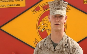 Lance Cpl. Brandon Jones