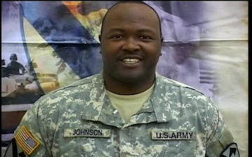 Staff Sgt. WILLIE JOHNSON