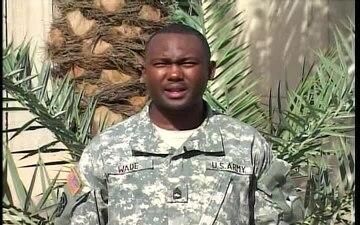 Sgt. 1st Class Marlon Wade