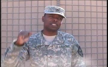 Staff Sgt.  Henry