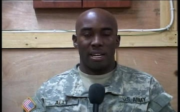 Sgt. Ediale Allie