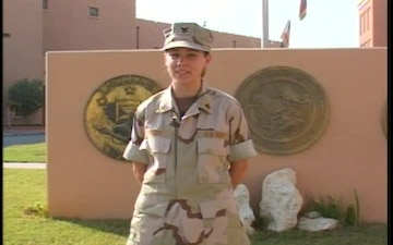 Petty Officer 2nd Class  Tracey