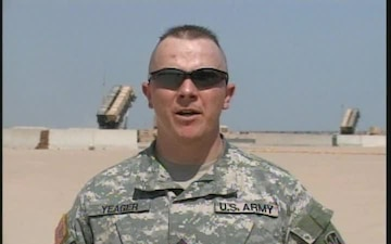 Staff Sgt.  Yeager