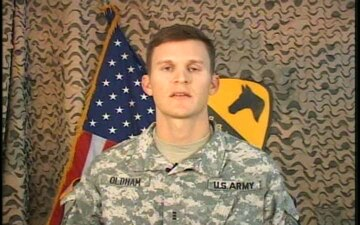 Chief Warrant Officer Lance Oldham