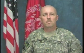 Sgt. 1st Class Roger Fisher