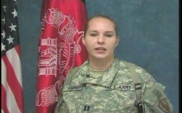 Capt. Rachel Bowers