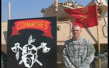 Spc. Timothy Andress