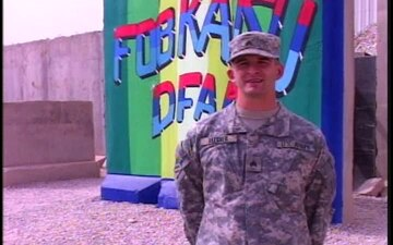 Sgt. Ryan Belcher