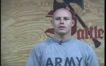 Sgt. 1st Class Barry Tumey