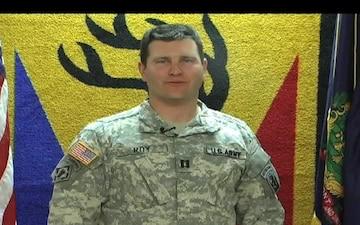 Capt. Jacob Roy