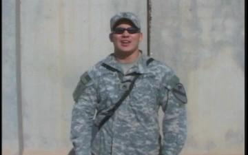 Staff Sgt. Nathan Gibson