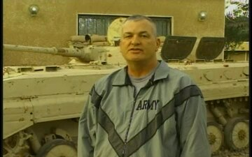 Master Sgt. Jerry Chambers