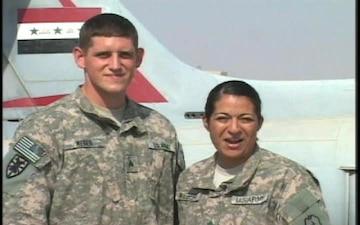 Staff Sgt. Veronica Weber