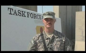 Staff Sgt. Josh Sullivan