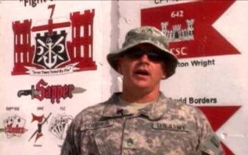 Staff Sgt. Chuck Huebner