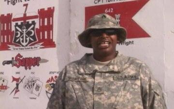 Staff Sgt. Vanessa Park