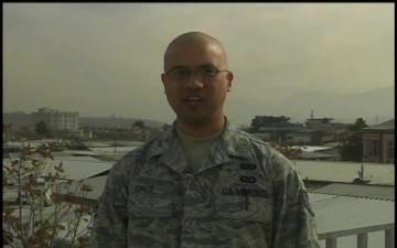 Staff Sgt. Nestor Cruz