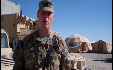 Master Sgt. Joel Fix