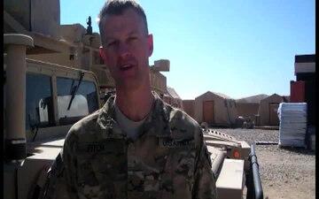 Maj. Robert Fitch